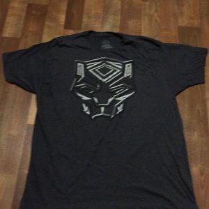 Black Panther T-shirt size XXL